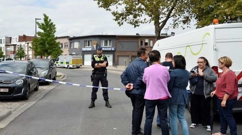 Eksplozija Belgija