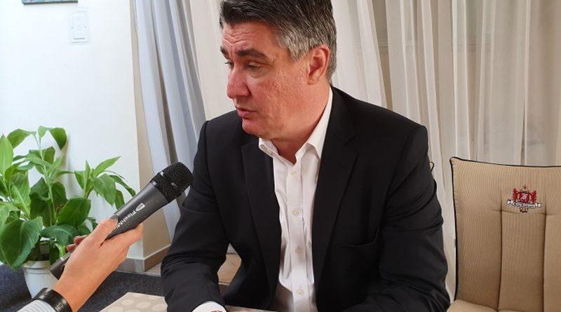 Zoran Milanović og3 ist