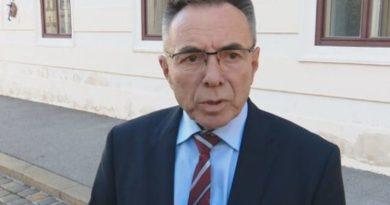 Milorad Batinić ist