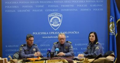 Policija tiskovna ka