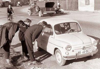 18. listopada 1955. proizveden prvi Fićo