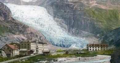 ledenjak rhone ist