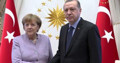 merkel erdogan ist