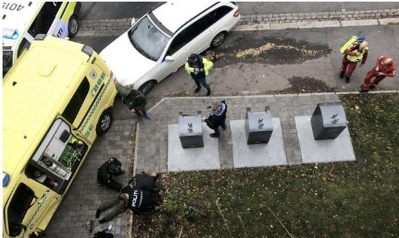 Pregazio je i dvije bebe, svladan je nakon pucnjave policije