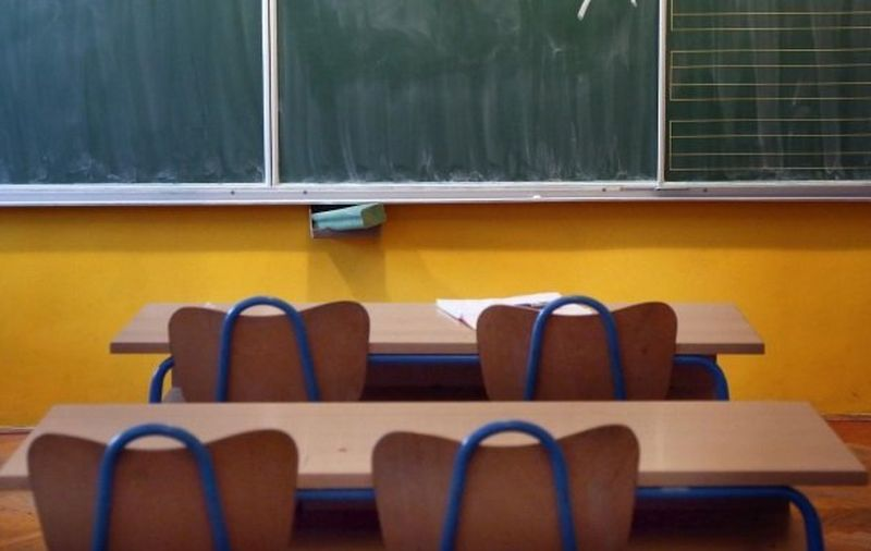 razred škola prazno ist