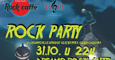rock party ist