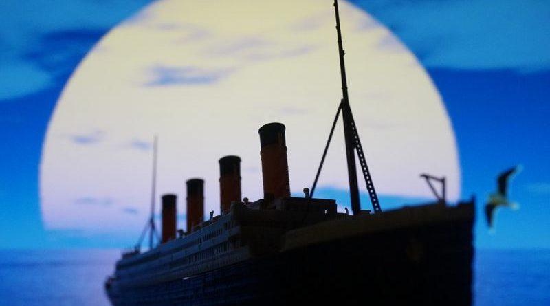 titanic ist