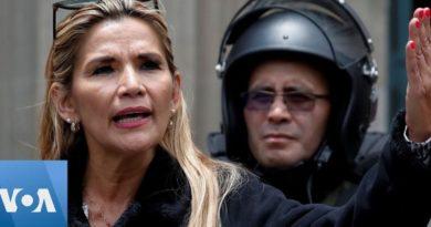 SAD priznao Anez kao privremenu predsjednicu Bolivije