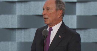 Michael Bloomberg ist