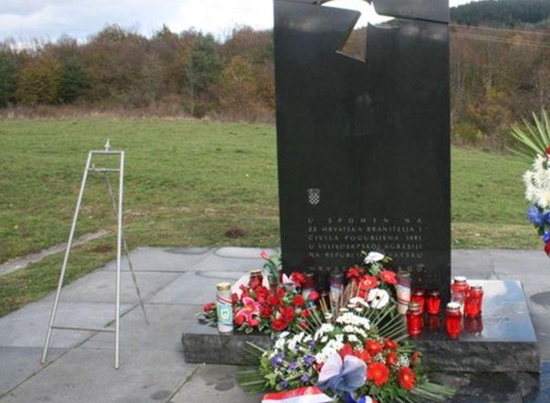 Saborsko spomenik ist