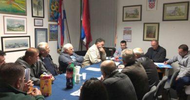 Održana sjednica Vijeća srpske nacionalne manjine Grada Ogulina