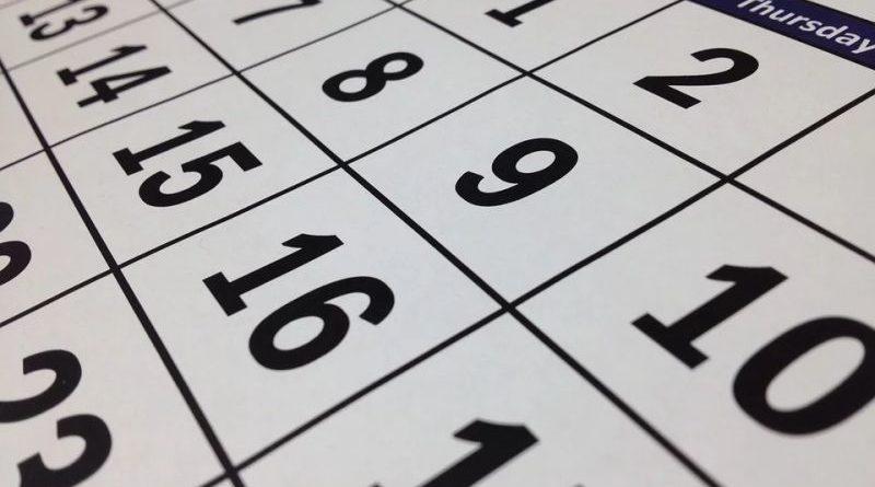 kalendar ist