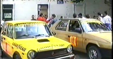 Ogulin nekad – Auto Rally Ogulin iz 1997. godine
