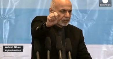 Ashraf Gani afganistan presdent ist