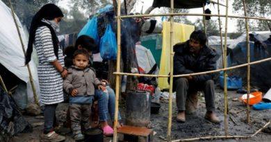 Lezbos izbjeglice