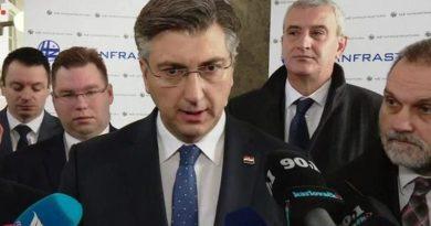 Plenković u Karlovcu prosinac 2019