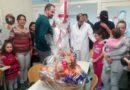 Sv. Nikola nije zaboravio najmlađe bolesnike karlovačke Bolnice, a skromne mališane najviše su razveselili – slatkiši