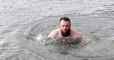 kova kupanje ist