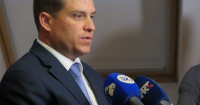 ministar Butković ist