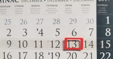 Danas je petak 13. – zašto taj dan neki smatraju nesretnim