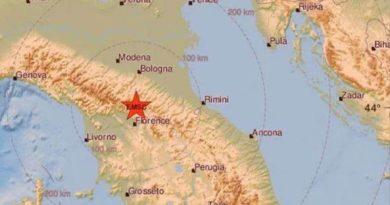 Jak potres pogodio Italiju