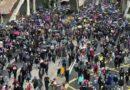 Deseci tisuća u crnom marširaju ulicama Hong Konga