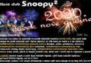 Doček Nove 2020. u Snoopy-u