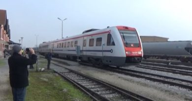 vlak bjelovar ist