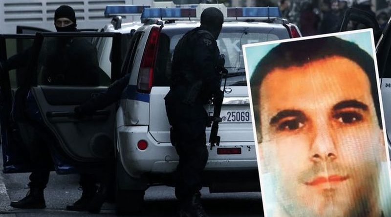 Igor Dedović policija Atena ist