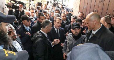 INCIDENT U JERUZALEMU, MACRON SE POSVAĐAO S IZRAELSKOM POLICIJOM 'Ne sviđa mi se to što ste učinili. Ovo je Francuska, je li vam jasno?'