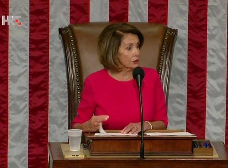 Nancy Pelosi ist