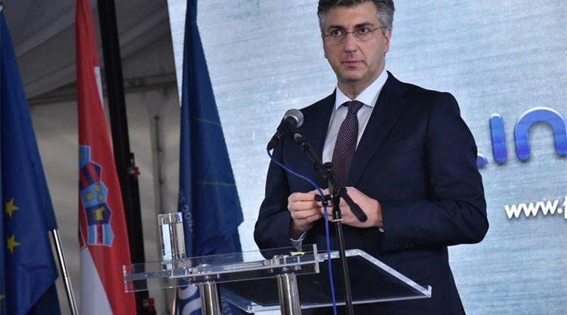 Plenković 45 ist