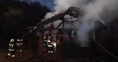 Požar Zagorje dom