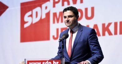 SDP-Bernardić ist