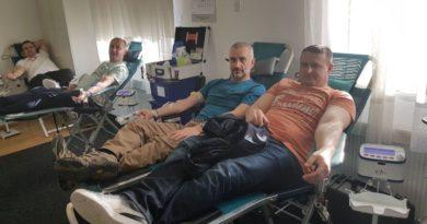 darivanje krvi siječanj 2020 ist
