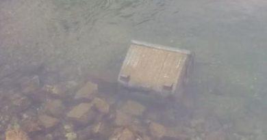 kontejner u rijec ist