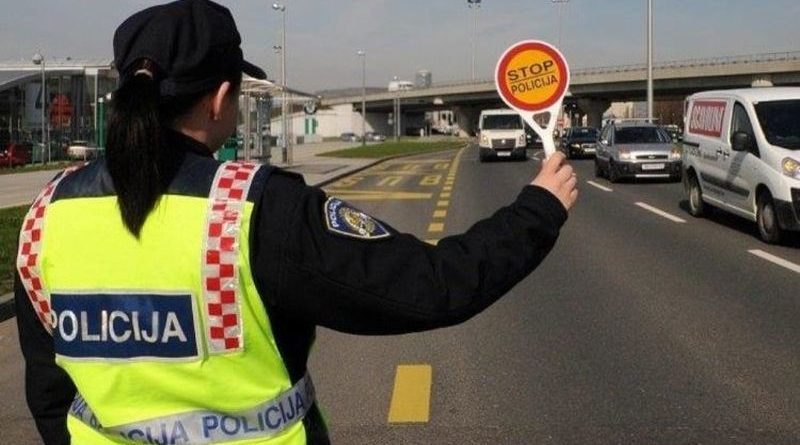 policija promet regulacija
