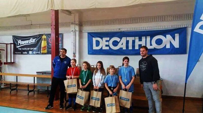 Djevojčice ŽRK Ogulina dana su sudjelovale na DECATHLON KUPU Kozala – mini rukomet