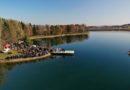 Pogledajte video sa novogodišnjeg kupanja na jezeru Sabljaci