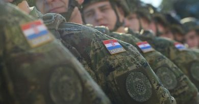 Hrvatska vojska, Litva ist