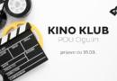 Još jedan novi program u Pučkom otvorenom učilištu – Kino klub