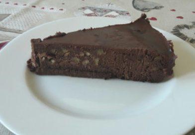 Torta od naranče i čokolade (bez brašna)