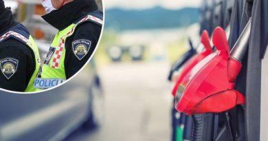Benzinska policija