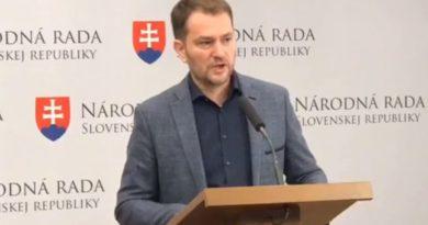 Igor Matovič ist