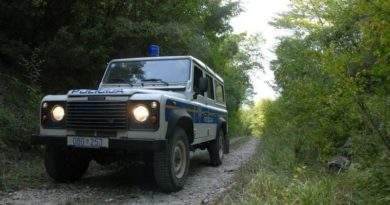 Policija šuma
