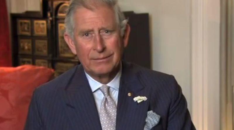 Princ Charles ist