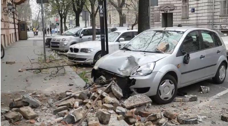 potres zagreb 2020 ist