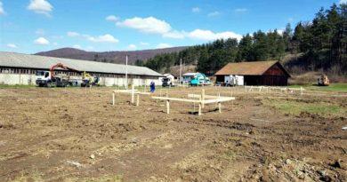 Započeli zemljani radovi na izgradnji novog dječjeg vrtića, radovi na reciklažnom dvorištu napreduju