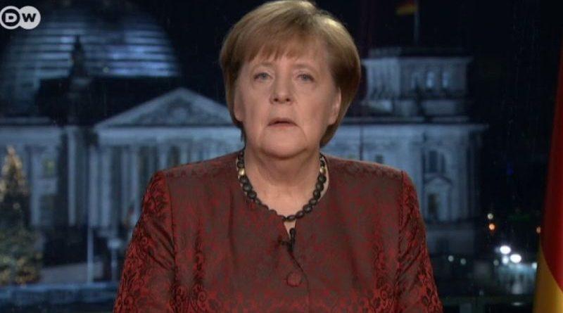 Angela Merkel 96 ist