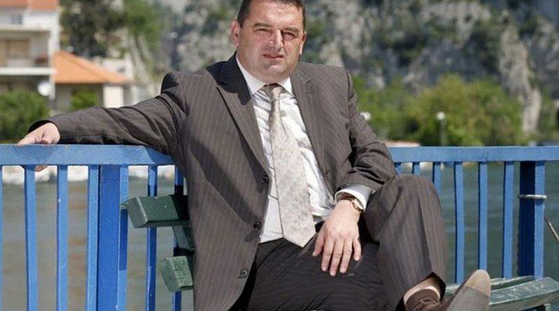 Ivan Škaričić dom Split